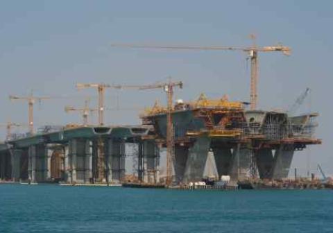 Saadiyat Bridge - Abu Dhabi